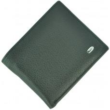 Кожаный мужской кошелек ST M59 Black