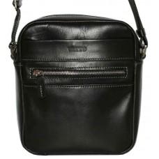 Мужская кожаная сумка VATTO Mк46Кaz1 чёрная