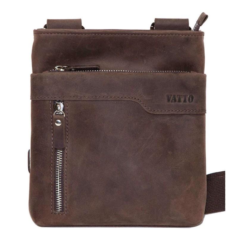 fb2252bf007c Мужская кожаная сумка Mk13 Kr450 коричневая — купить в интернет ...