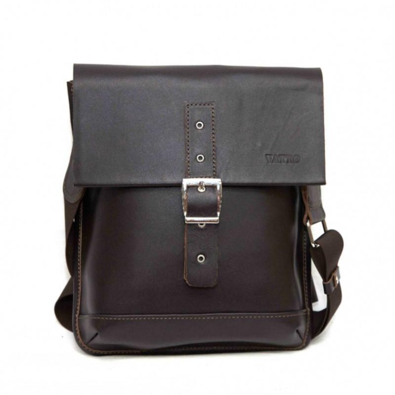 6451df708e58 Мужская кожаная сумка MK29Кaz400 коричневая — купить в интернет ...