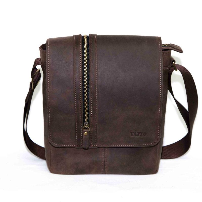 Чоловіча шкіряна сумка MK28Kr450 коричнева — купити в інтернет ... 8a02bdad8318f