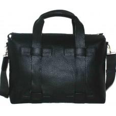 Мужской портфель MZ23М1 чёрный