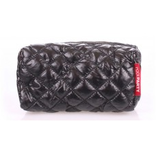 Косметичка POOLPARTY cosmetic-stitch-black чорна