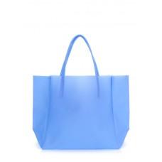 Пластикова сумка POOLPARTY Gossip soho-gossip-blue синя