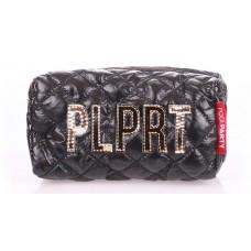 Косметичка POOLPARTY cosmetic-plprt-black чорна
