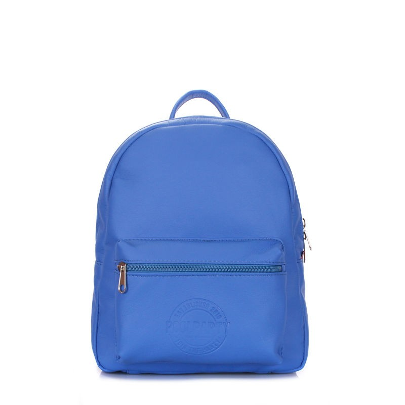 eec8c6a4c6ad Рюкзак женский POOLPARTY xs-bckpck-blue синий