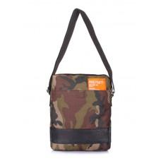 Камуфляжная сумка на плечо POOLPARTY pool-94-camo