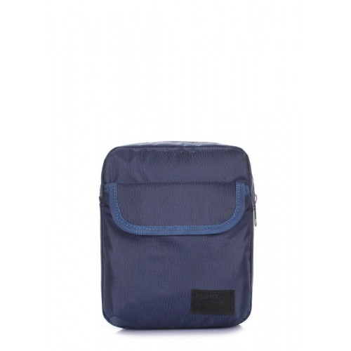 Мужская сумка на плечо POOLPARTY extreme-oxford-blue синяя