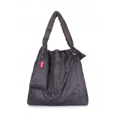 Дута сумка POOLPARTY Zefir zefir-black чорна