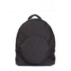 Рюкзак POOLPARTY Smile smile-backpack-black черный