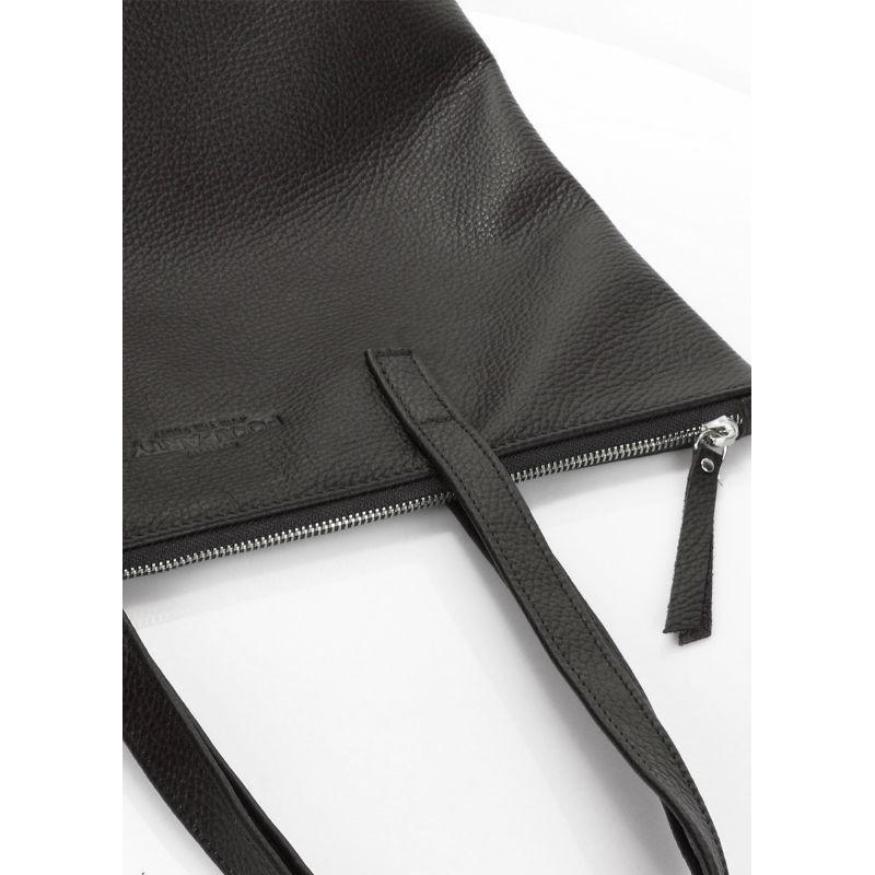 cd76bb37173c Кожаная сумка POOLPARTY Secret secret-black черная купить от ...