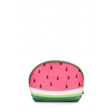 Косметичка-кавун POOLPARTY mns-cosmetic-watermelon червона