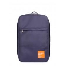Рюкзак для ручной клади HUB - Ryanair/Wizz Air/МАУ POOLPARTY hub-darkblue синий