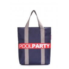 Женская повседневная сумка Today POOLPARTY today-darkblue синяя
