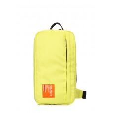 Рюкзак-слінгпек Jet POOLPARTY jet-lemon жовтий