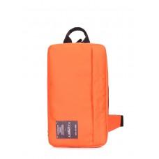 Рюкзак-слінгпек Jet POOLPARTY jet-orange помаранчевий