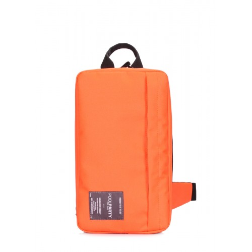 Рюкзак-слингпек Jet POOLPARTY jet-orange оранжевый