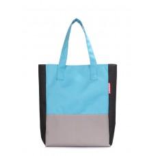 Женская повседневная сумка Triplex POOLPARTY triplex-oxford-bgbl