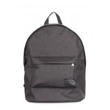 Рюкзак молодіжний POOLPARTY Backpack сірий