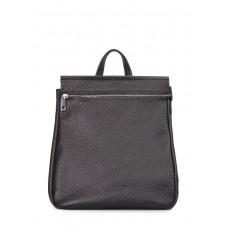 Шкіряний рюкзак Venice чорний