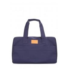 Міська сумка POOLPARTY Sidewalk темно-синя