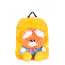 Детский рюкзак POOLPARTY kiddy-backpack-bear-sunny