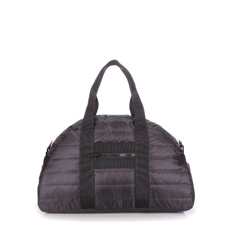 634ae149c8e4 Стеганая сумка POOLPARTY Alaska alaska-stripe-black черная купить от ...