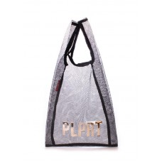Сітчаста авоська POOLPARTY plprt-mesh-tote чорна