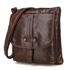 194a7ff79b84 Мужская сумка через плечо Jasper&Maine 7045Q коричневая