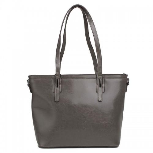 358719bd2fd8 Женская сумка Grays GR-8853G серая купить в Киеве недорого ...