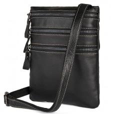Мужская сумка через плечо BEXHILL BX1034A черная