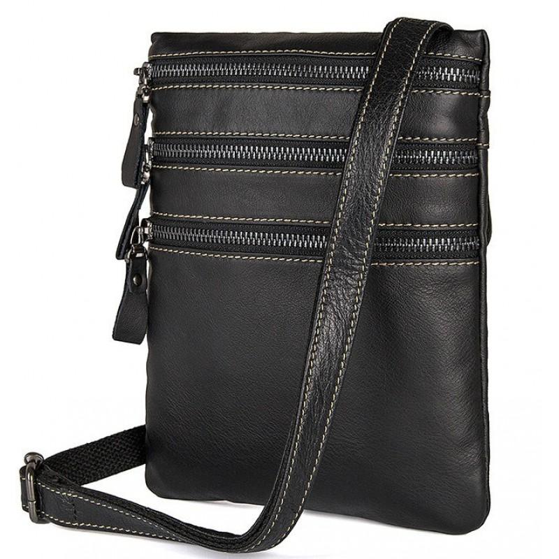 2556d6e0511e Мужская сумка через плечо BEXHILL BX1034A черная купить в Киеве ...