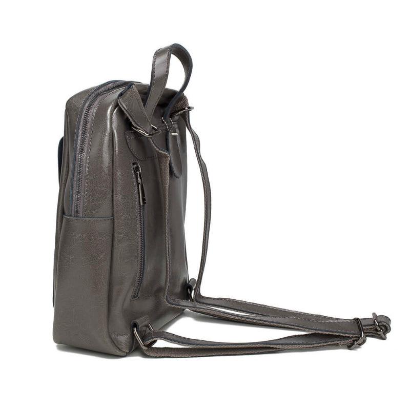 9ac417b2d8fa Женский рюкзак Grays GR-8860G серый купить в Киеве недорого ...