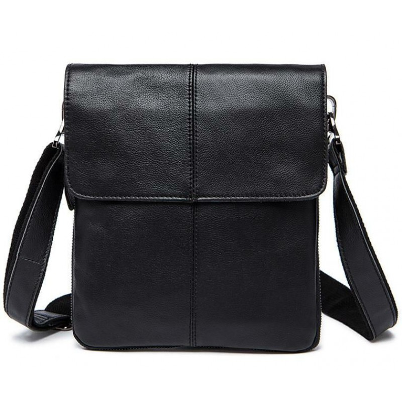 d4f3afaa1231 Чоловіча сумка через плече BEXHILL BX8005A чорна купити в Києві ...
