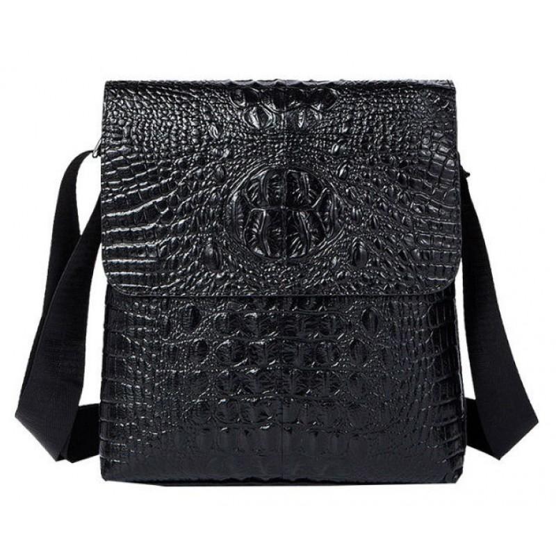 1dc0f16a34f1 Мужская сумка через плечо BEXHILL M38-5101A черная купить в Киеве ...