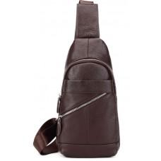 Мессенджер Tiding Bag A25-284C коричневый