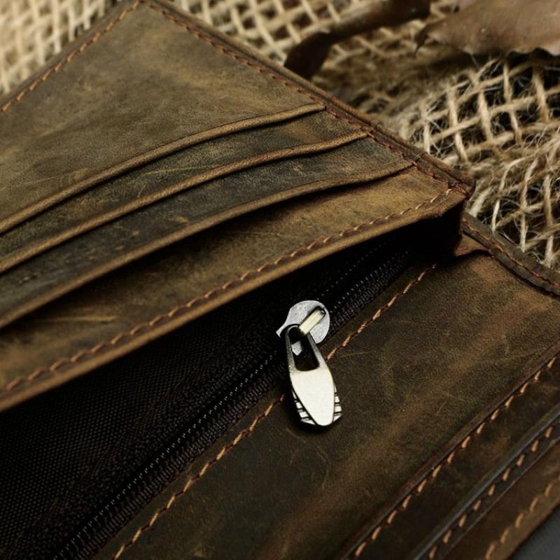 Портмоне TIDING BAG 8030R коричневое Портмоне TIDING BAG 8030R коричневое  ... b49ad8d1cdc2c