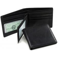 Портмоне Tiding Bag A7-821A черное