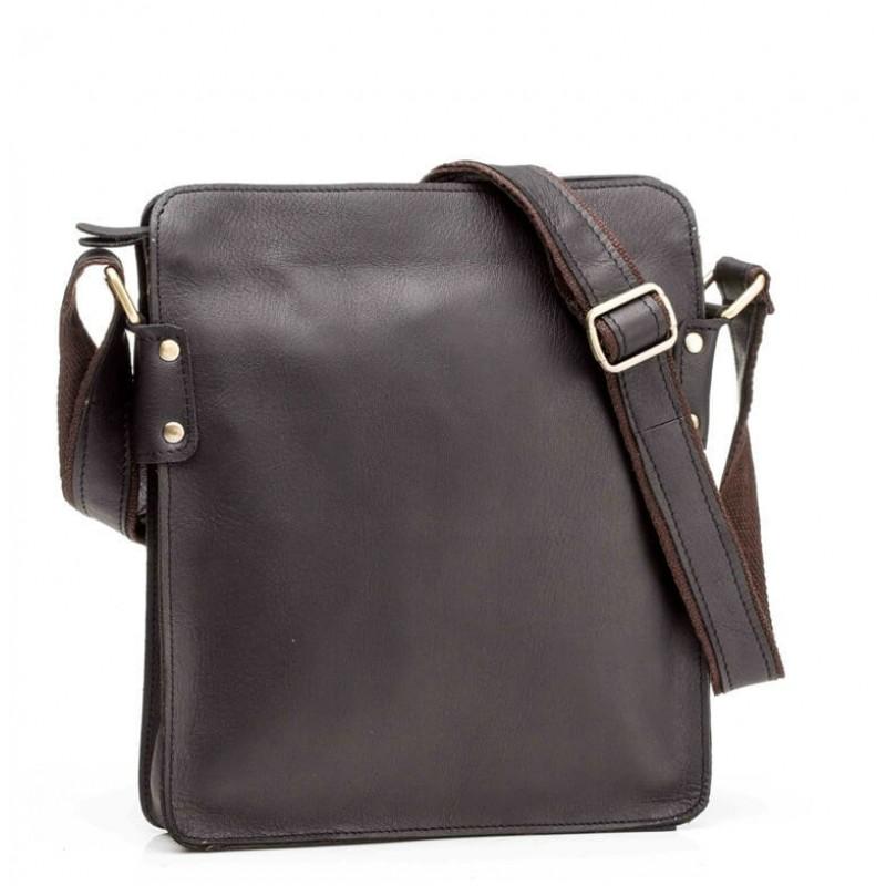 Чоловіча сумка через плече TIDING BAG G8856A чорна купити в Києві ... 28d94775b488f