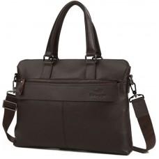 Сумка Tiding Bag M38-6901-3C коричневая