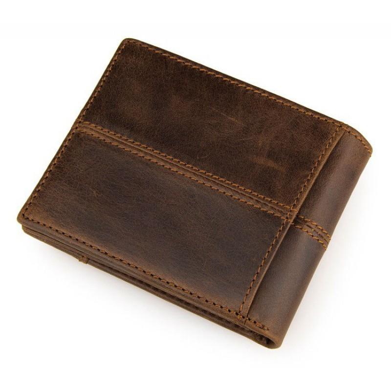Портмоне TIDING BAG 8064B коричневое купить в Киеве недорого ... 9a28509d37e10