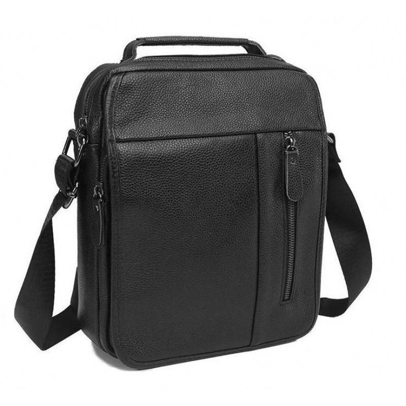 93a7a0e9a9d0 Мессенджер Tiding Bag A25-2158A черный купить в Киеве недорого ...