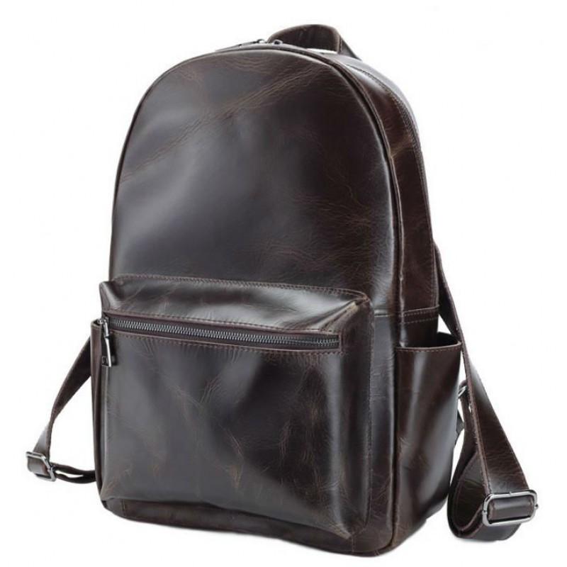 8196cafce491 Мужской рюкзак TIDING BAG T3158 коричневый купить в Киеве недорого ...