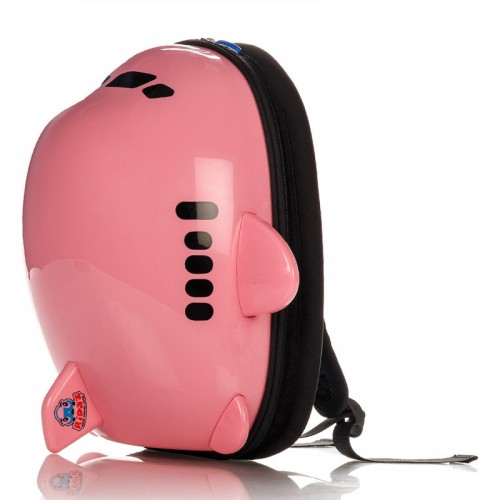 Детский рюкзак-самолет RIDAZ АIRPLANE BACKPACK розовый