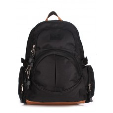Рюкзак молодежный POOLPARTY big-pack-black черный