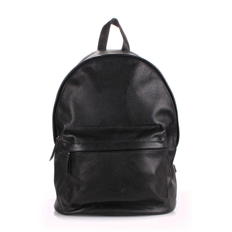 53d0bd1b0764 Кожаный рюкзак POOLPARTY черный купить от украинского производителя ...