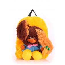 Детский рюкзак POOLPARTY kiddy-backpack-rabbit-sunny