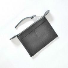 Жіночий шкіряний гаманець Keeper чорний