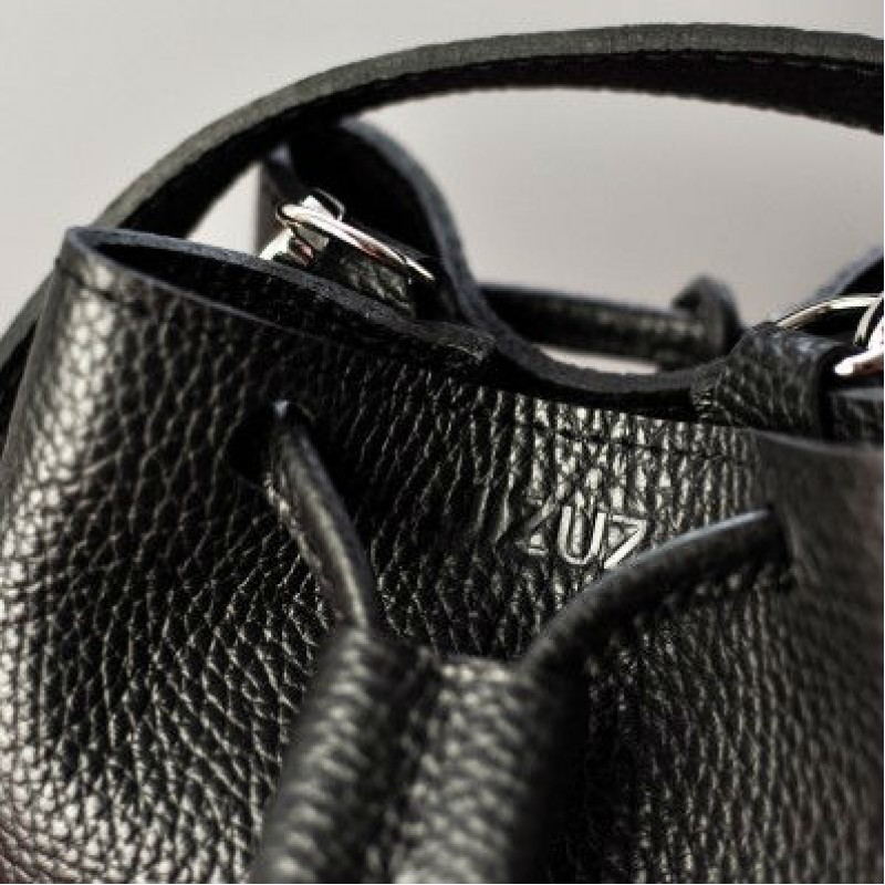 a5dd18c16f0a Женская кожаная сумка Cross black чёрная — купить в интернет ...