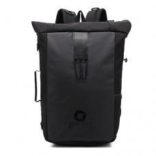 Городской рюкзак Ozuko 8697 черный